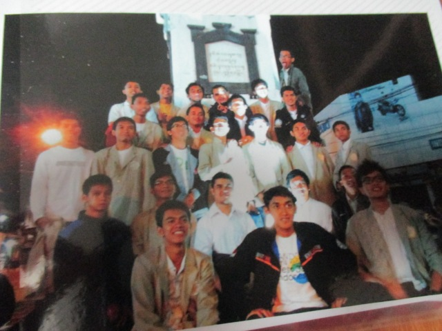 Foto Angkatan Saat Sebelum NLC ke Jakarta